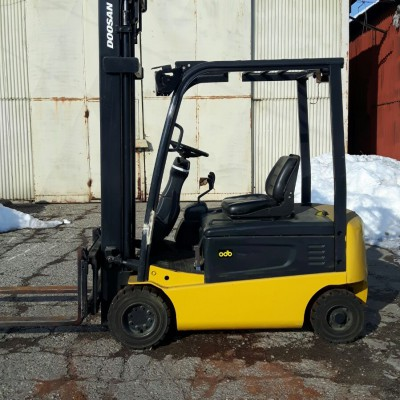 stivuitor electric B20X SH