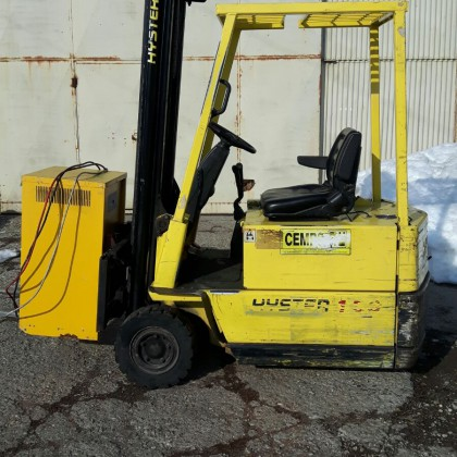 Stivuitor electric Hyster SH